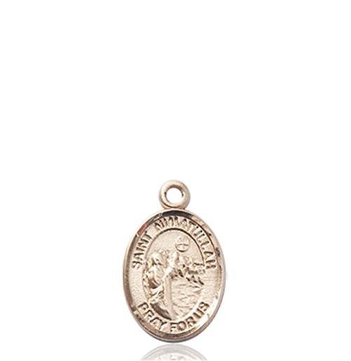 St. Nimatullah Charm - 14 KT Gold (#85344)