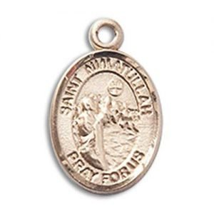 St. Nimatullah Charm - 14 Karat Gold Filled (#85343)