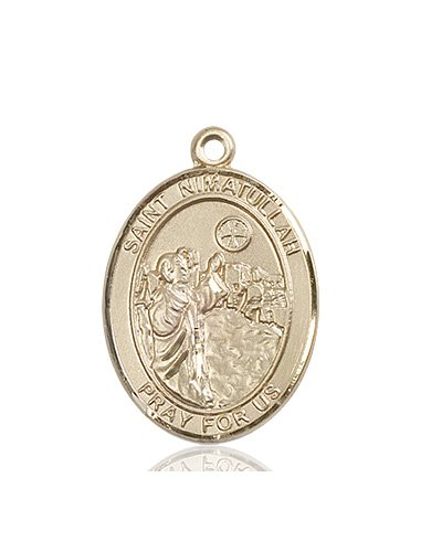 St. Nimatullah Medal - 82785 Saint Medal