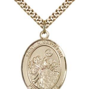 St. Nimatullah Medal - 82784 Saint Medal