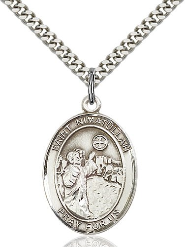 St. Nimatullah Medal - 82786 Saint Medal