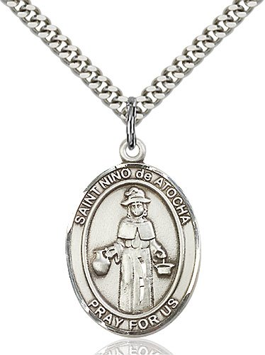 St. Nino De Atocha Medal - 82483 Saint Medal