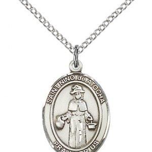 St. Nino De Atocha Medal - 83855 Saint Medal