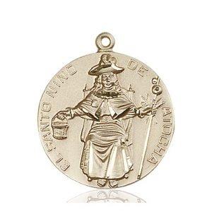 St. Nio De Atocha Medal - 81820 Saint Medal