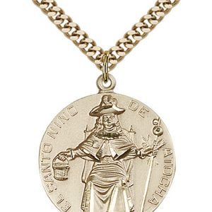 St. Nio De Atocha Medal - 81819 Saint Medal