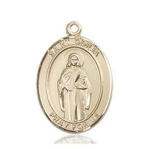 St. Odilia Medal - 82728 Saint Medal