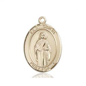 St. Odilia Medal - 84100 Saint Medal