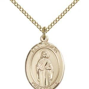 St. Odilia Medal - 84099 Saint Medal
