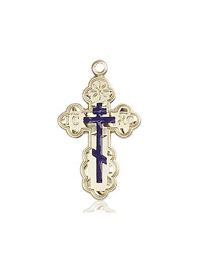 14kt Gold St. Olga Medal #86951