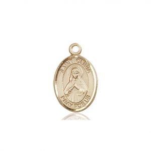 St. Olivia Charm - 85266 Saint Medal
