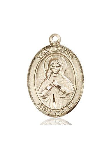 St. Olivia Medal - 82707 Saint Medal