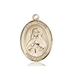 St. Olivia Medal - 84079 Saint Medal