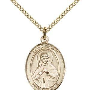 St. Olivia Medal - 84078 Saint Medal