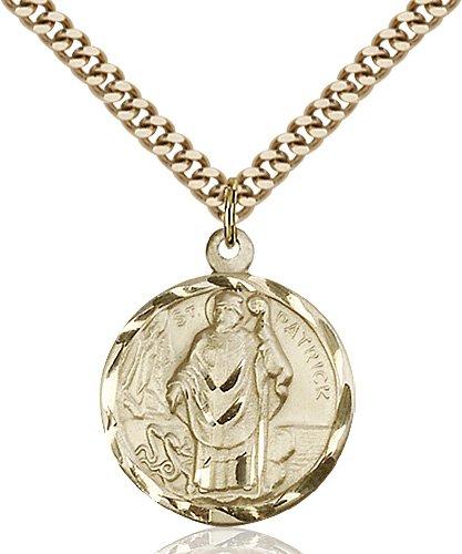 St. Patrick Medal - 81829 Saint Medal