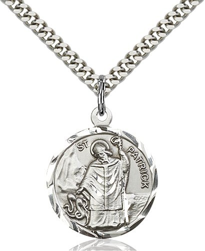 St. Patrick Medal - 19090 Saint Medal