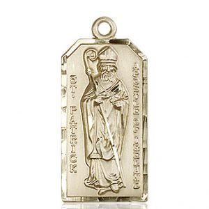 St. Patrick Pendant - 83245 Saint Medal