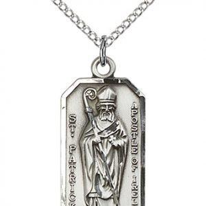 St. Patrick Pendant - 83246 Saint Medal