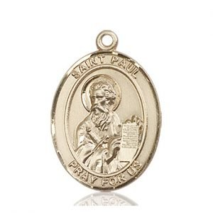 St. Paul the Apostle Medal - 82155 Saint Medal