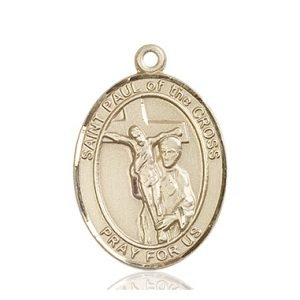 St. Paul of the Cross Medal - 82725 Saint Medal