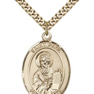 St. Paul the Apostle Medal - 82154 Saint Medal
