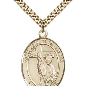 St. Paul of the Cross Medal - 82724 Saint Medal