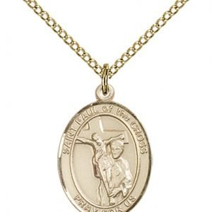 St. Paul of the Cross Medal - 84096 Saint Medal