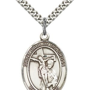 St. Paul of the Cross Medal - 82726 Saint Medal