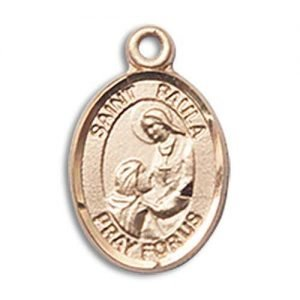 St. Paula Charm - 14 Karat Gold Filled (#85391)