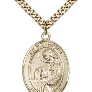 St. Paula Medal - 82832 Saint Medal