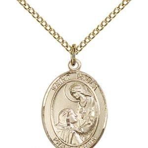 St. Paula Medal - 84204 Saint Medal