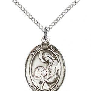 St. Paula Medal - 84206 Saint Medal