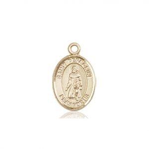 St. Peregrine Laziosi Charm - 84716 Saint Medal