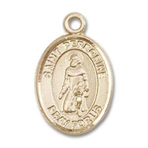 St. Peregrine Laziosi Charm - 84715