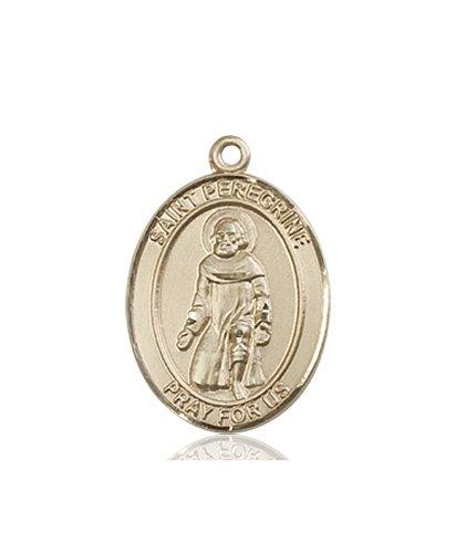 St. Peregrine Laziosi Medal - 83524 Saint Medal