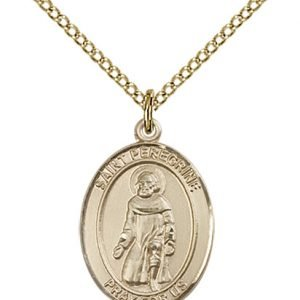 St. Peregrine Laziosi Medal - 83523 Saint Medal