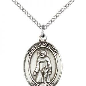 St. Peregrine Laziosi Medal - 85615 Saint Medal