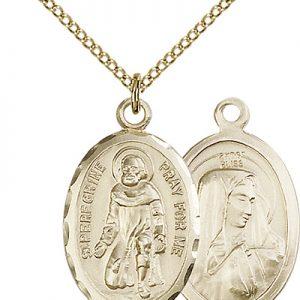 St. Peregrine Medal - 82999 Saint Medal