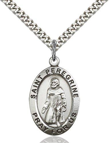 St. Peregrine Medal - 19080Saint Medal