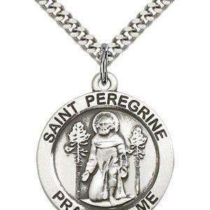 St Peregrine Laziosi Medals