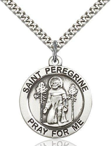 St. Peregrine Medal - 85604 Saint Medal