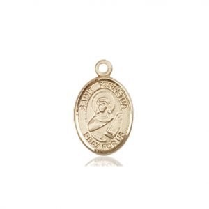 St. Perpetua Charm - 85168 Saint Medal