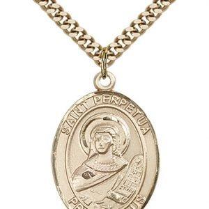 St. Perpetua Medal - 82607 Saint Medal