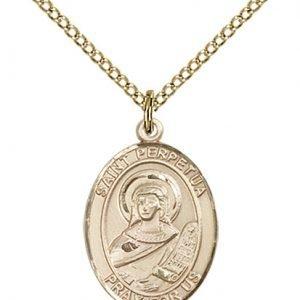 St. Perpetua Medal - 83979 Saint Medal