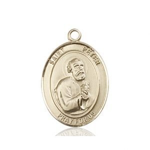 St. Peter the Apostle Medal - 83530 Saint Medal