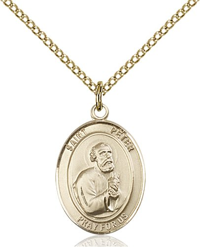 St. Peter the Apostle Medal - 83529 Saint Medal
