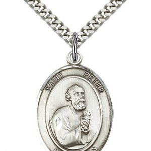 St. Peter the Apostle Medal - 82165 Saint Medal