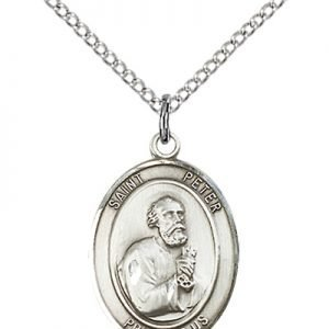 St. Peter the Apostle Medal - 83531 Saint Medal