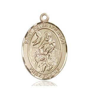 St. Peter Nolasco Medal - 82656 Saint Medal