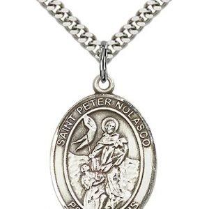 St Peter Nolasco Medals