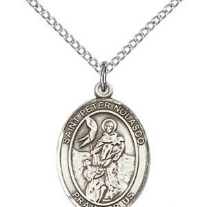 St. Peter Nolasco Medal - 84029 Saint Medal